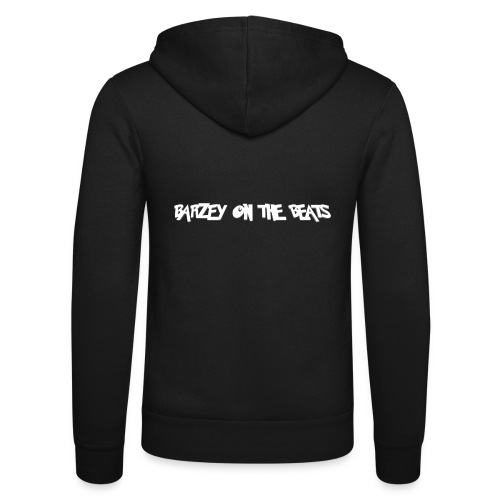 barzey on the beats 4 - Unisex Hooded Jacket by Bella + Canvas