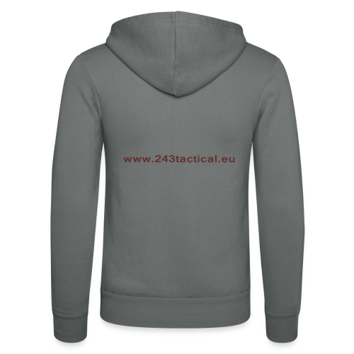 .243 Tactical Website - Unisex hoodie van Bella + Canvas