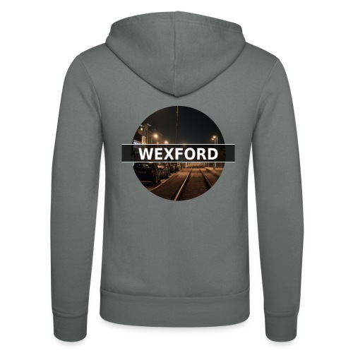 Wexford - Unisex Hooded Jacket by Bella + Canvas