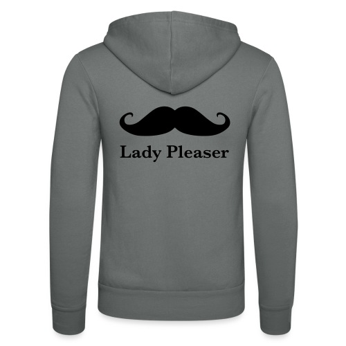 Lady Pleaser T-Shirt in Green - Unisex Hooded Jacket by Bella + Canvas