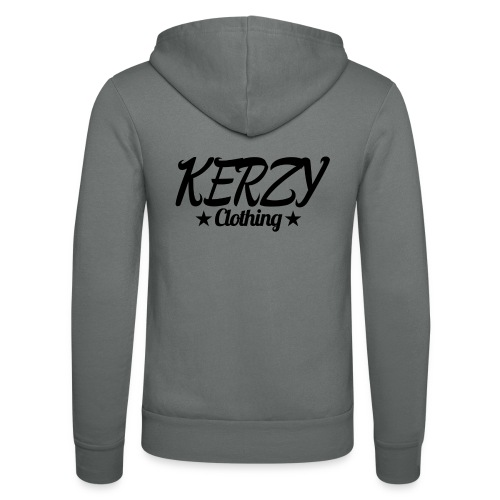 Official KerzyClothing T-Shirt Black Edition - Unisex Hooded Jacket by Bella + Canvas