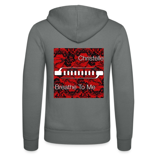 Christelle Album Breathe To Me official T Shirt - Unisex Hooded Jacket by Bella + Canvas