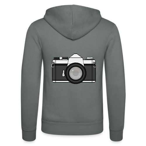 Shot Your Photo - Felpa con cappuccio di Bella + Canvas
