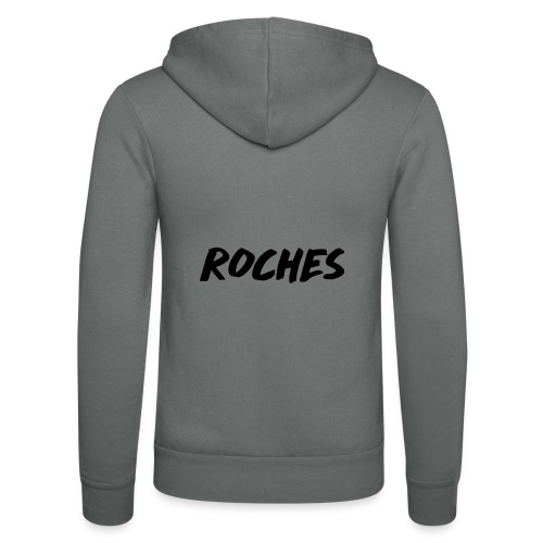 Roches - Unisex Hooded Jacket by Bella + Canvas