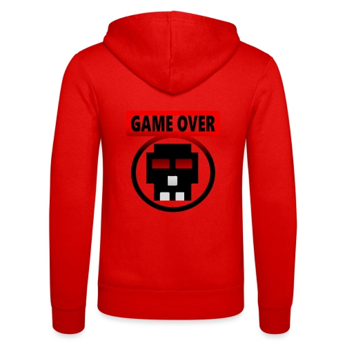 Game over - Unisex Kapuzenjacke von Bella + Canvas