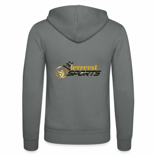 Leverest Sports - Unisex Kapuzenjacke von Bella + Canvas