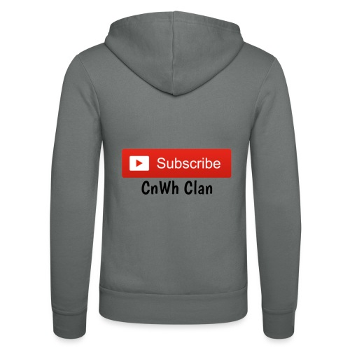 Subscribe CnWh Clan Merch - Luvjacka unisex från Bella + Canvas
