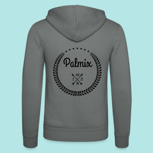 Palmix_wish cap - Unisex Hooded Jacket by Bella + Canvas