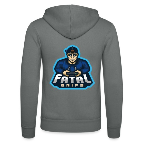 Fatal Grips Merch - Luvjacka unisex från Bella + Canvas