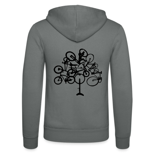 Treecycle - Unisex Hooded Jacket by Bella + Canvas