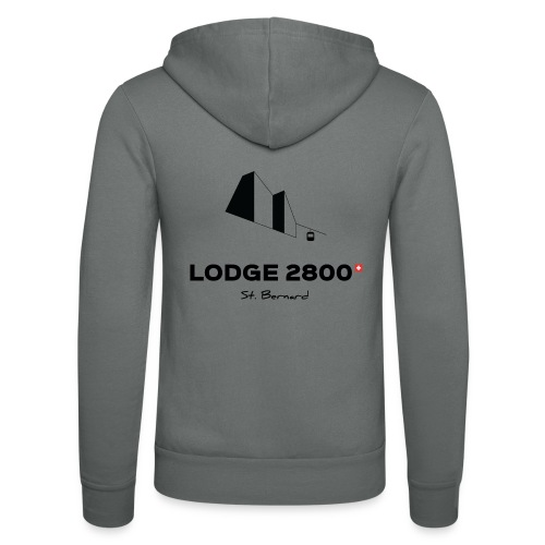 Lodge 2800 - Veste à capuche unisexe Bella + Canvas
