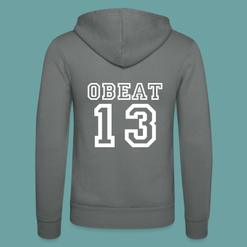Obeat Limited Edition - Unisex hoodie van Bella + Canvas
