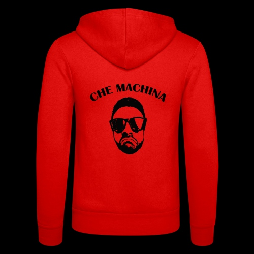 CHE MACHINA - Felpa con cappuccio di Bella + Canvas