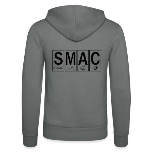 SMAC3_large - Unisex Hooded Jacket by Bella + Canvas