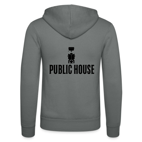 Official Women Shit by Public House - Unisex Hooded Jacket by Bella + Canvas
