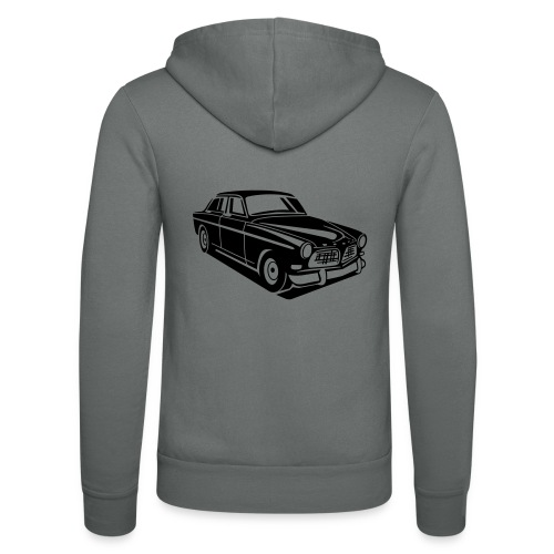 Volvo Amazon Volvoamazon - Unisex Kapuzenjacke von Bella + Canvas