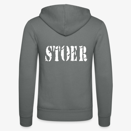 stoer tshirt design patjila - Unisex Hooded Jacket by Bella + Canvas