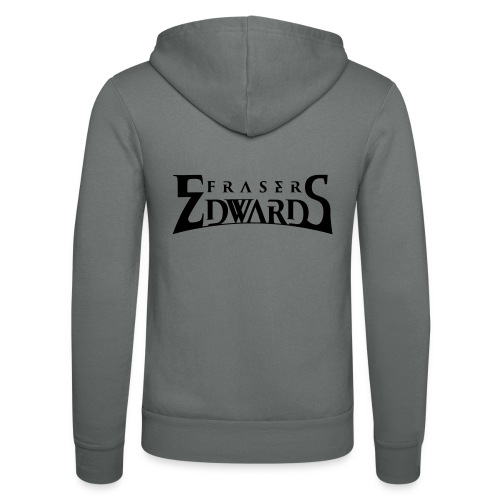 Fraser Edwards Men's Slim Fit T shirt - Unisex Hooded Jacket by Bella + Canvas