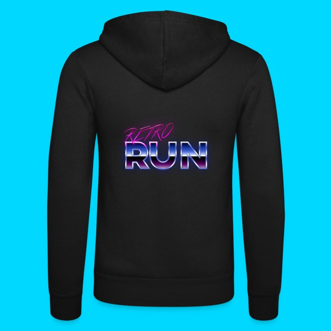 Retro Run Merch