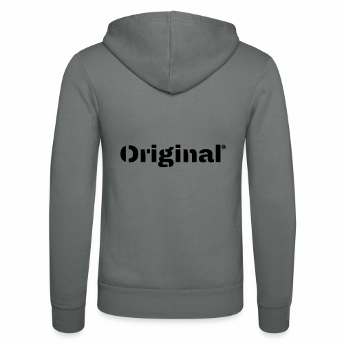 Original, by 4everDanu - Unisex Kapuzenjacke von Bella + Canvas