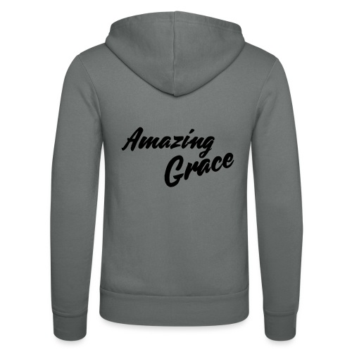Amazing grace - Veste à capuche unisexe Bella + Canvas