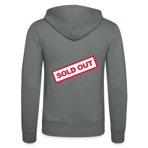 sold out - Unisex Kapuzenjacke von Bella + Canvas