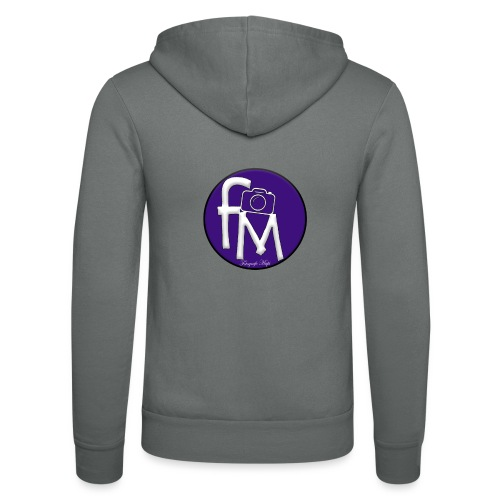 FM - Unisex Hooded Jacket by Bella + Canvas