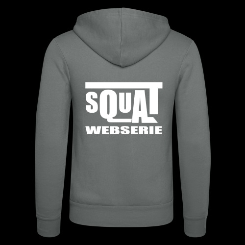 SQUAT WEBSERIE - Veste à capuche unisexe Bella + Canvas