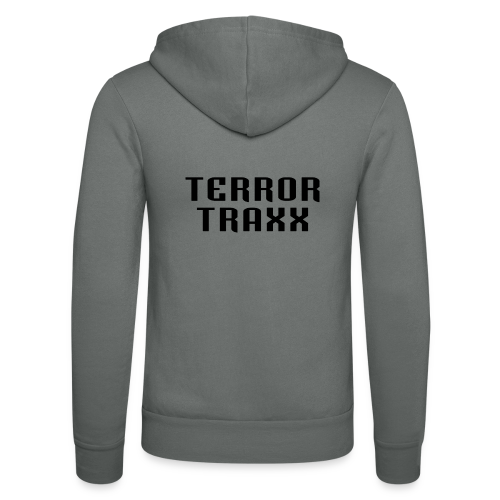 Terror Traxx - Unisex Hooded Jacket by Bella + Canvas