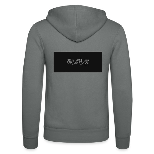 Finley plays merch - Unisex Hooded Jacket by Bella + Canvas