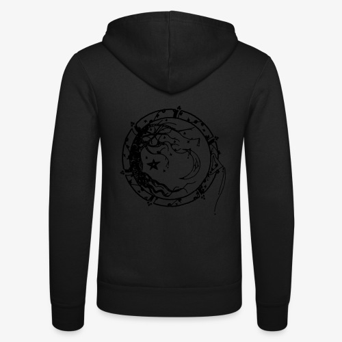 Tree of Life - Unisex Hooded Jacket by Bella + Canvas