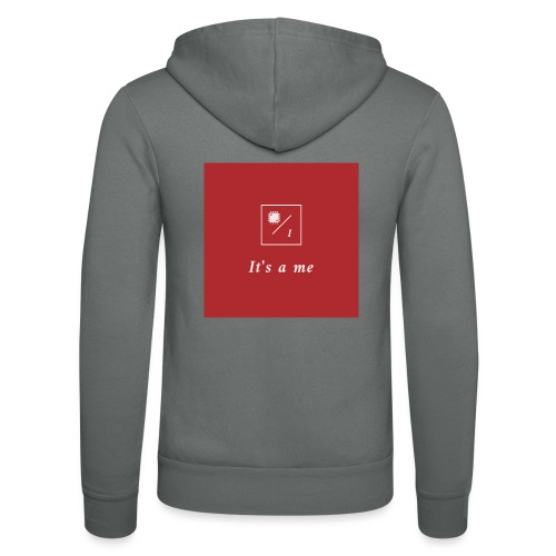 It's a me - Unisex Kapuzenjacke von Bella + Canvas
