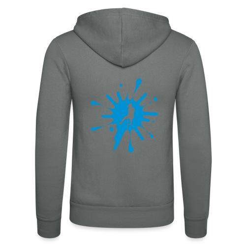 cs Canyoning Splash - Unisex Kapuzenjacke von Bella + Canvas