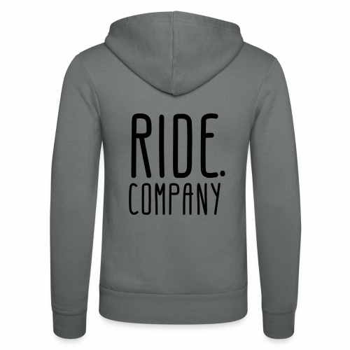 RIDE.company - just RIDE - Unisex Kapuzenjacke von Bella + Canvas