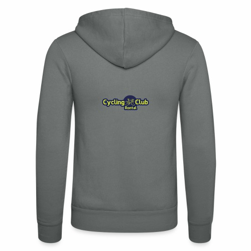 Cycling Club Rontal - Unisex Kapuzenjacke von Bella + Canvas