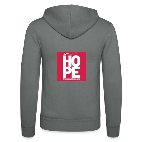 Last Hope 03 - Felpa con cappuccio di Bella + Canvas