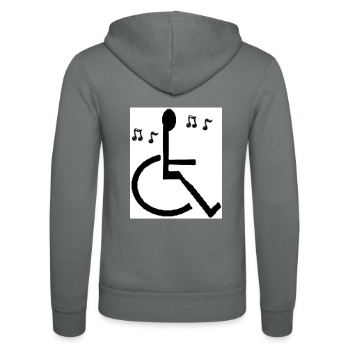 Musical Chairs - Unisex Hooded Jacket by Bella + Canvas