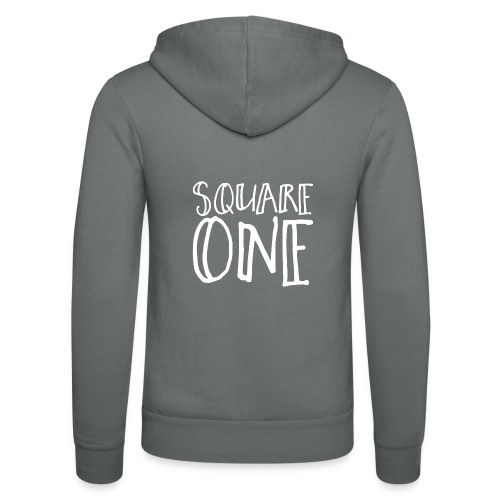 Square One - Unisex Hooded Jacket by Bella + Canvas