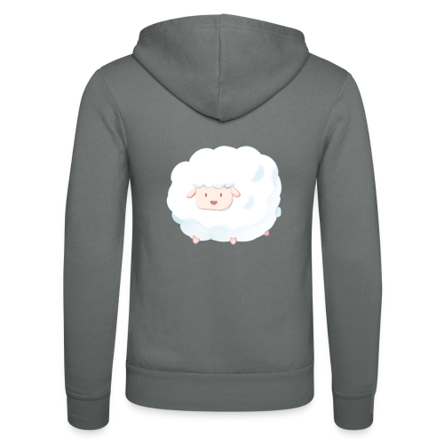 Sheep - Felpa con cappuccio di Bella + Canvas
