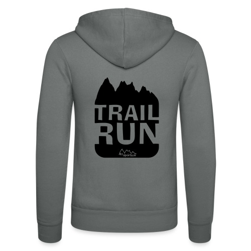 Trail Run - Unisex Kapuzenjacke von Bella + Canvas