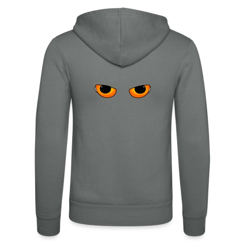 Cateyes - Unisex Hooded Jacket by Bella + Canvas