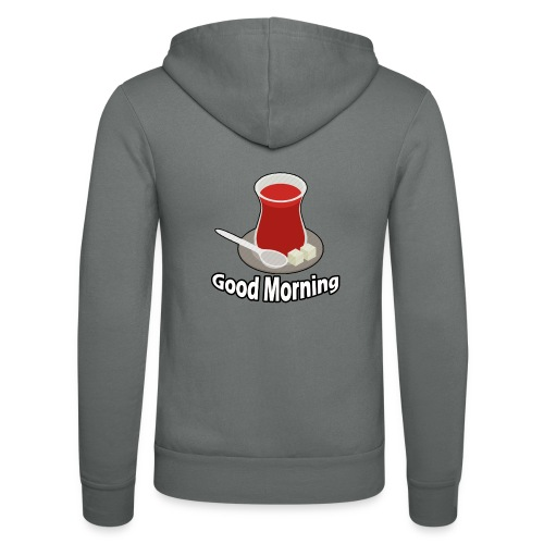 Good Morning - Unisex hoodie van Bella + Canvas