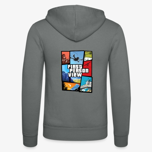 Ultimate Video Game - Unisex Hooded Jacket by Bella + Canvas