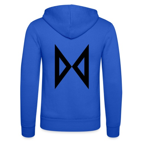 M - Unisex Hooded Jacket by Bella + Canvas