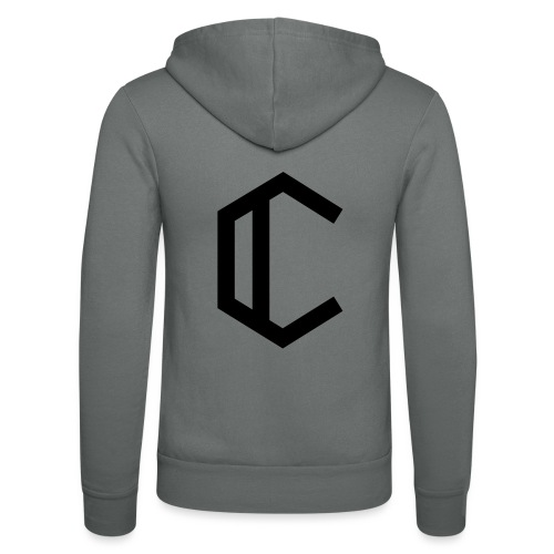 C - Unisex Hooded Jacket by Bella + Canvas