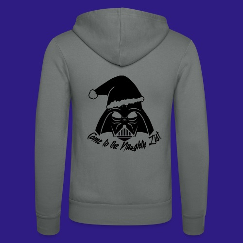 Vader's List - Unisex Hooded Jacket by Bella + Canvas