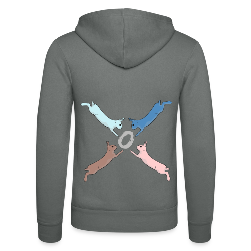 Easter - Unisex Hooded Jacket by Bella + Canvas