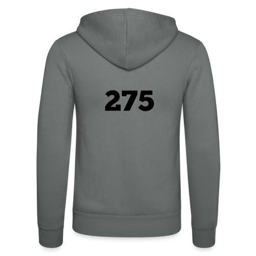 275 - Unisex Hooded Jacket by Bella + Canvas
