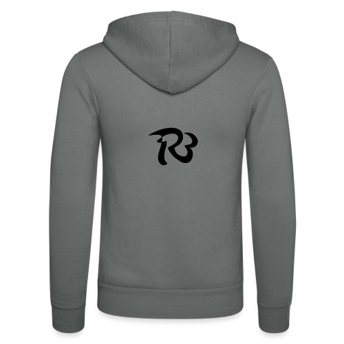 R3 MILITIA LOGO - Unisex Hooded Jacket by Bella + Canvas