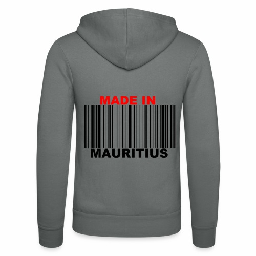 MADE IN MAURITIUS - Veste à capuche unisexe Bella + Canvas